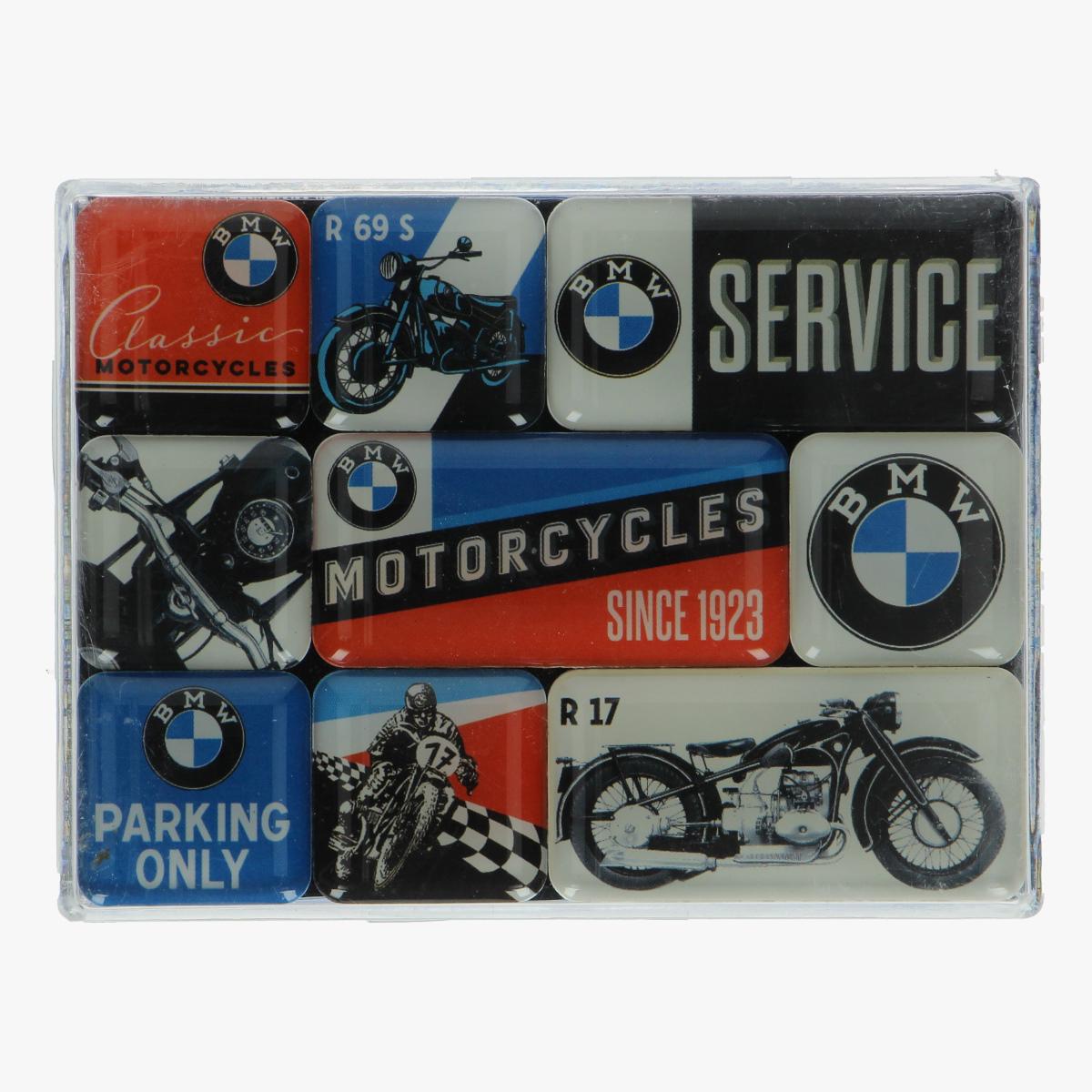 Afbeeldingen van magneetjes bmw motorcycles