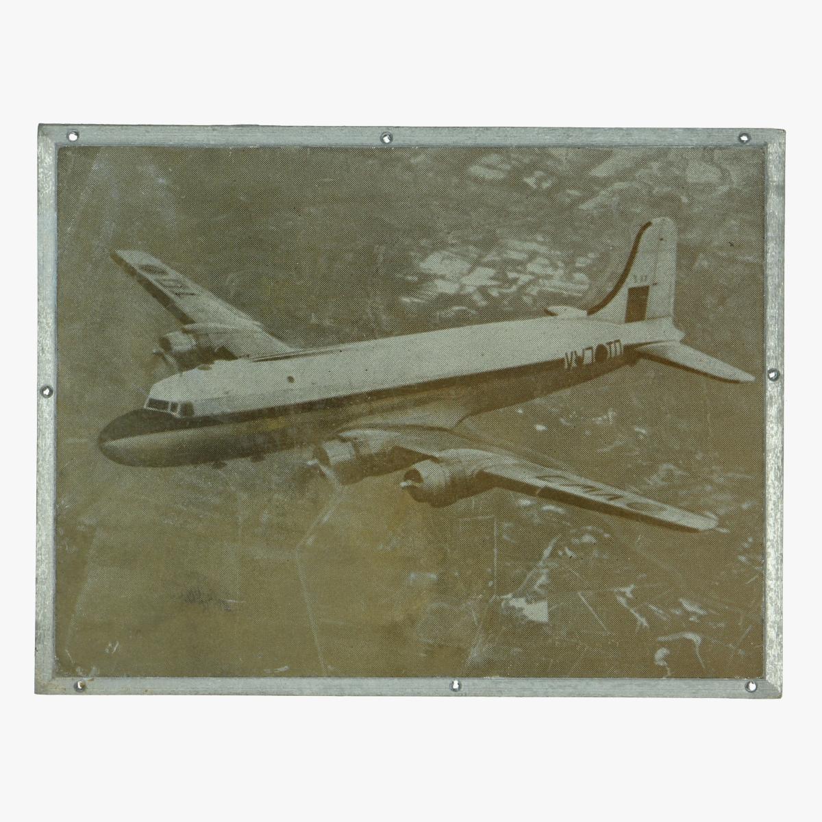 Afbeeldingen van Vliegtuig drukplaat