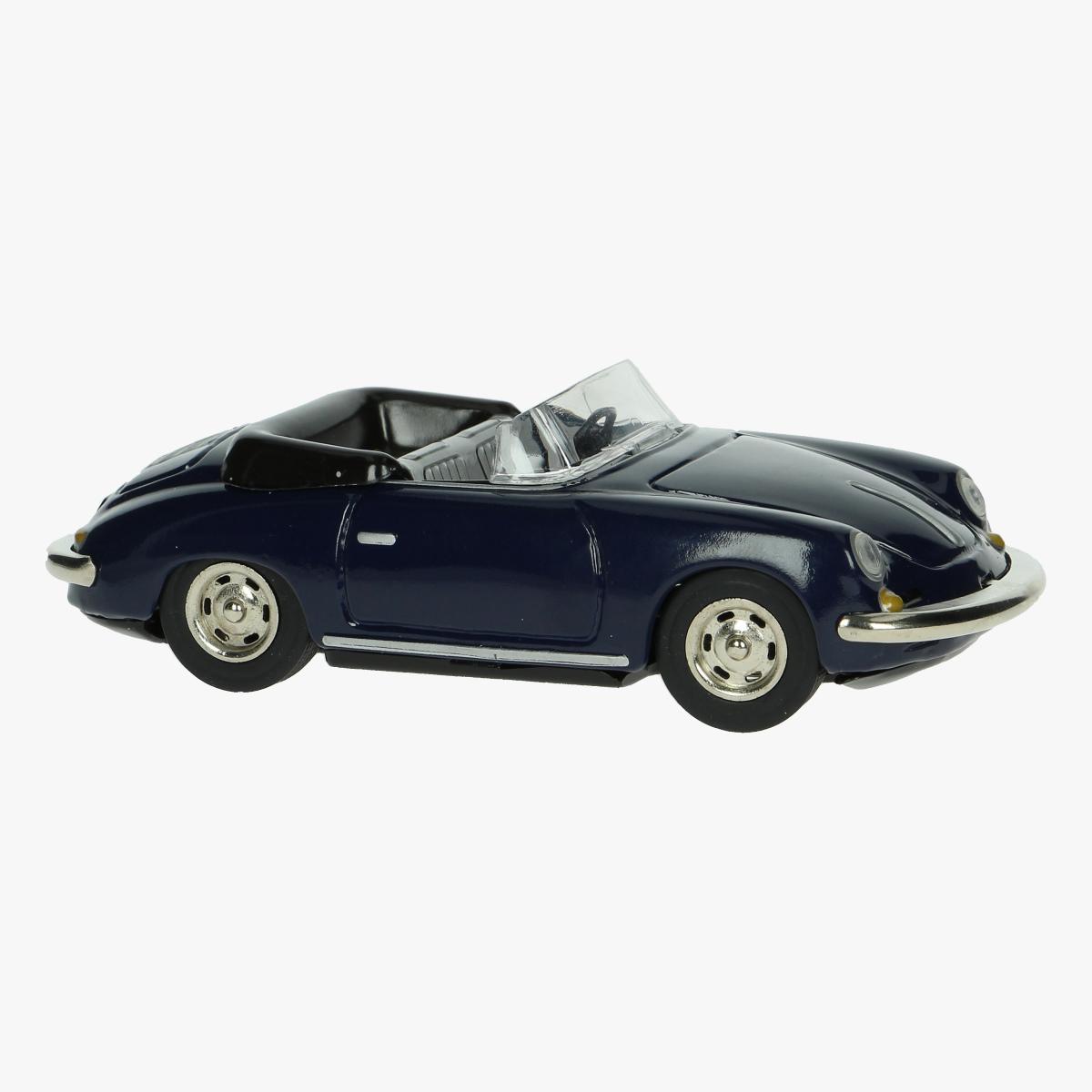 Afbeeldingen van blikken 356 carrea cabriolet repro opwindbaar