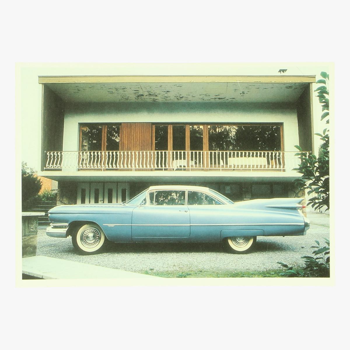 Afbeeldingen van postkaart Cadillac 1959 Coupé