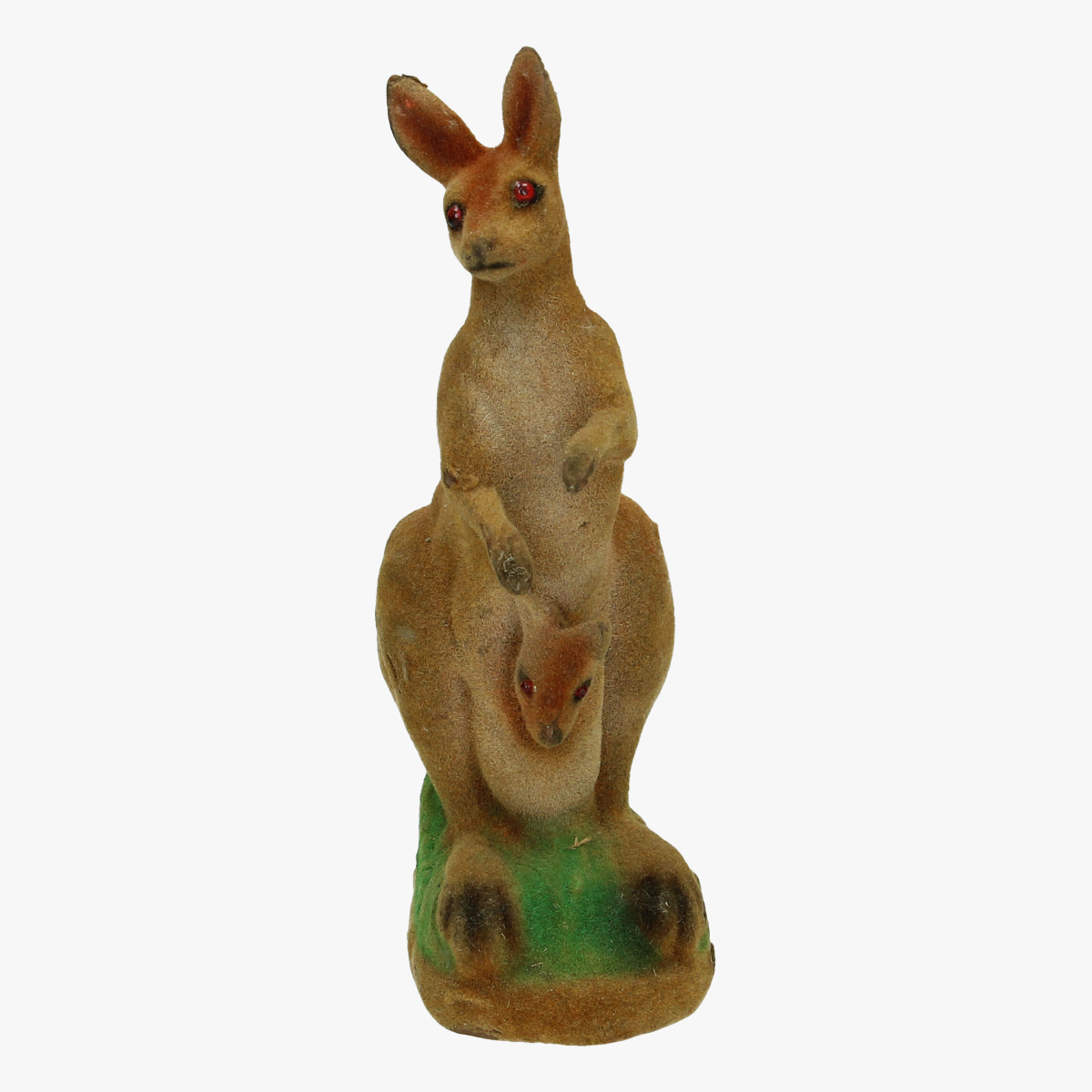 Afbeeldingen van spaarpot kangeroe met jong
