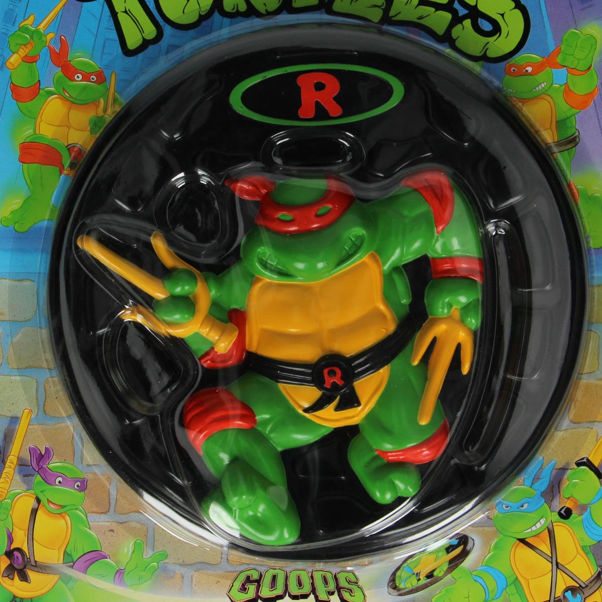 Afbeeldingen van Teenage mutant hero Turtles frisbee Raphael