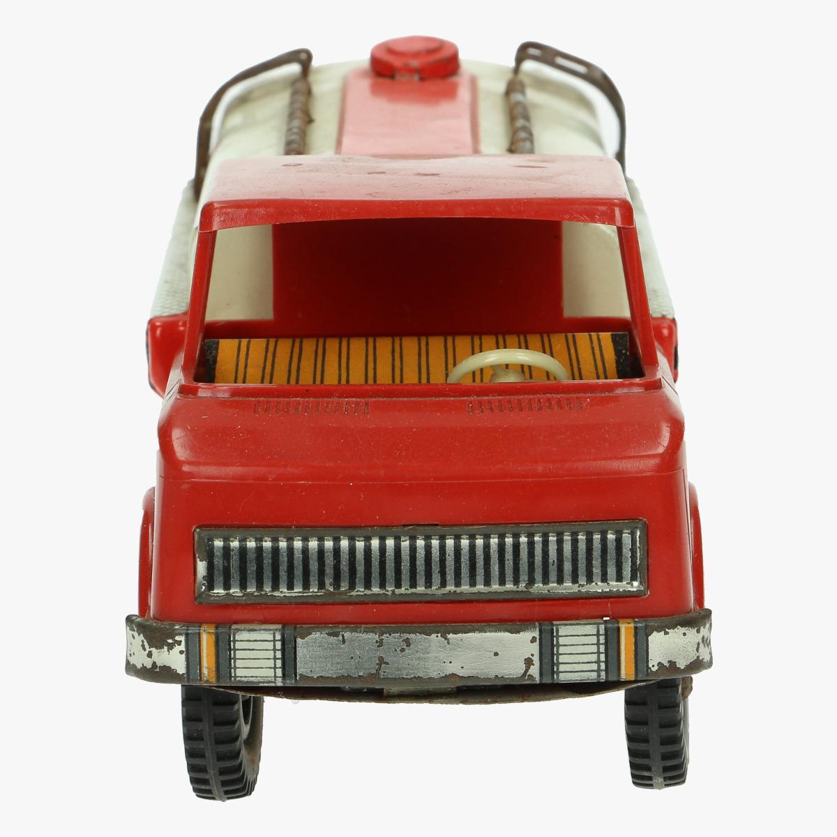 Afbeeldingen van esso tankwagen blik plast