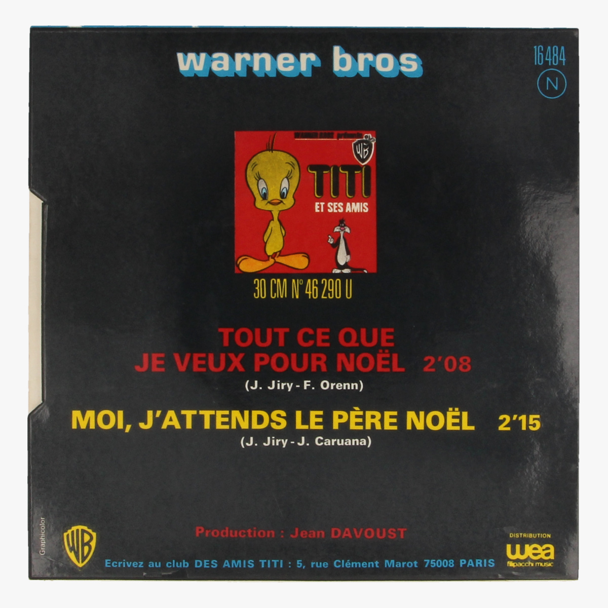 Afbeeldingen van Titi Noël LP 45 toeren