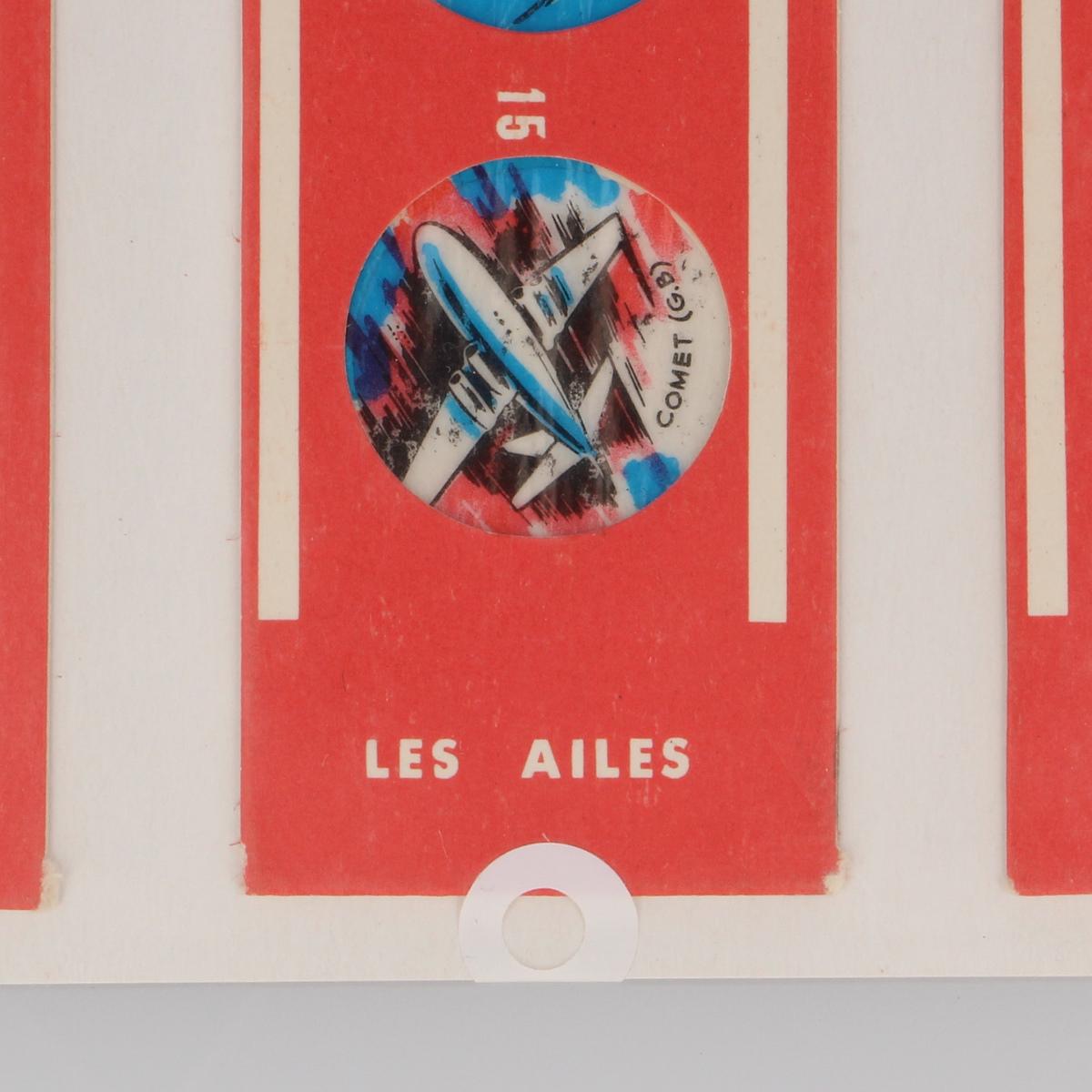 Afbeeldingen van Cinébana - Les Ailes