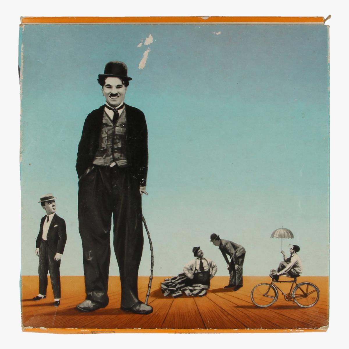 Afbeeldingen van Film Charlie Chaplin Politieagent type super 8