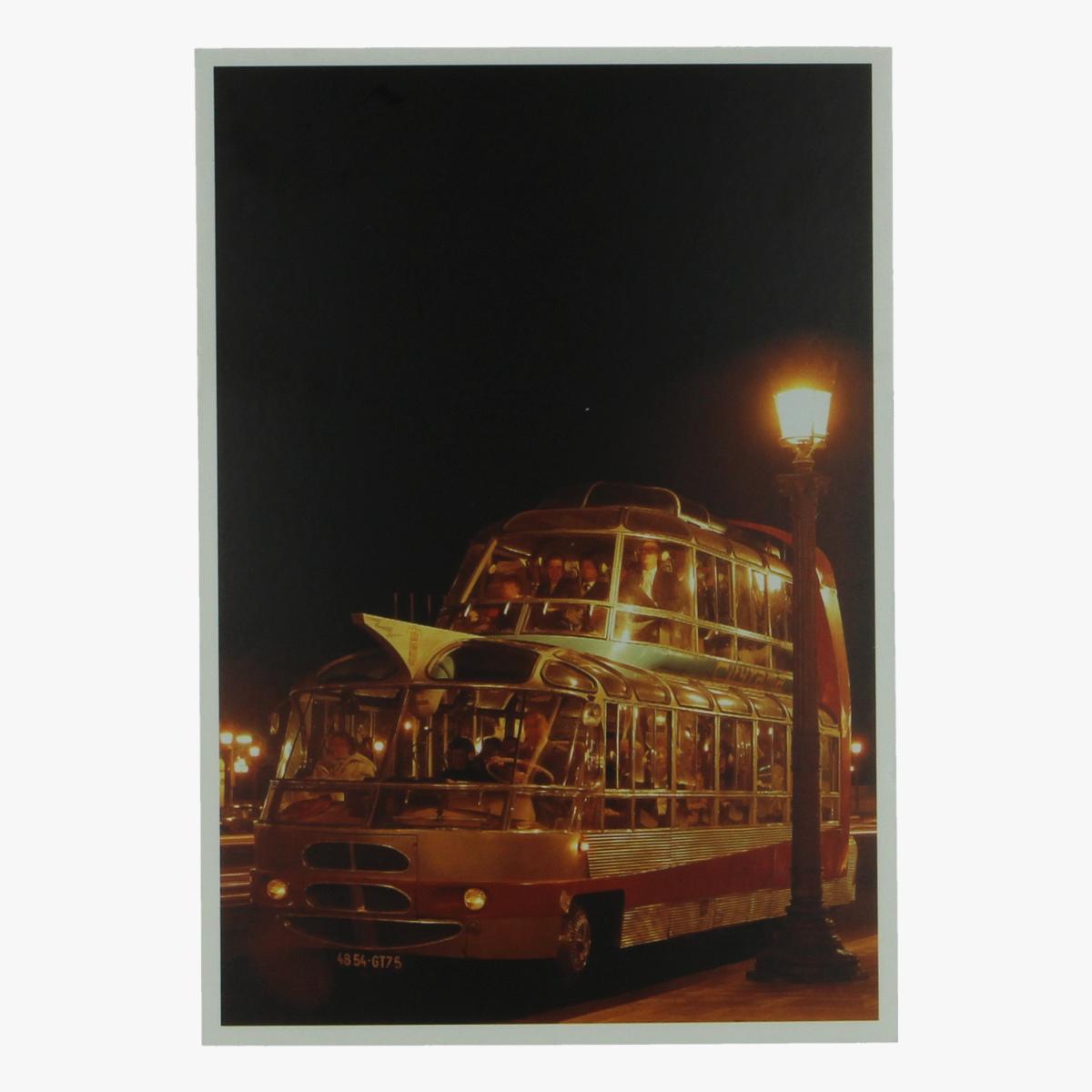 Afbeeldingen van postkaart bus cityrama paris