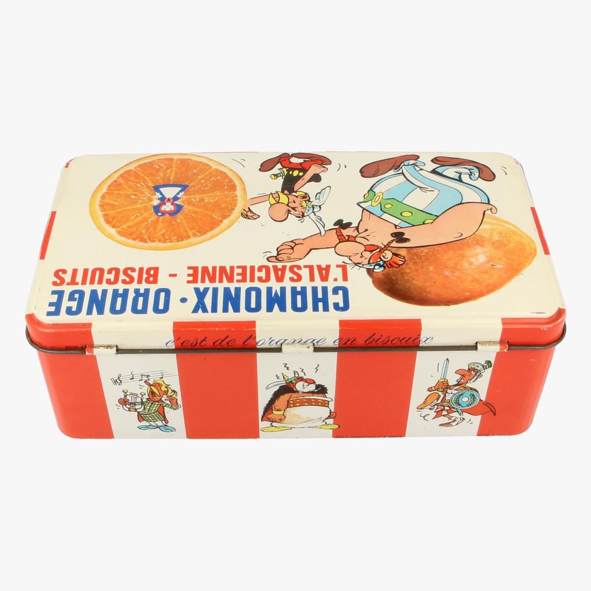 Afbeeldingen van Blikken doos Asterix en Obelix
