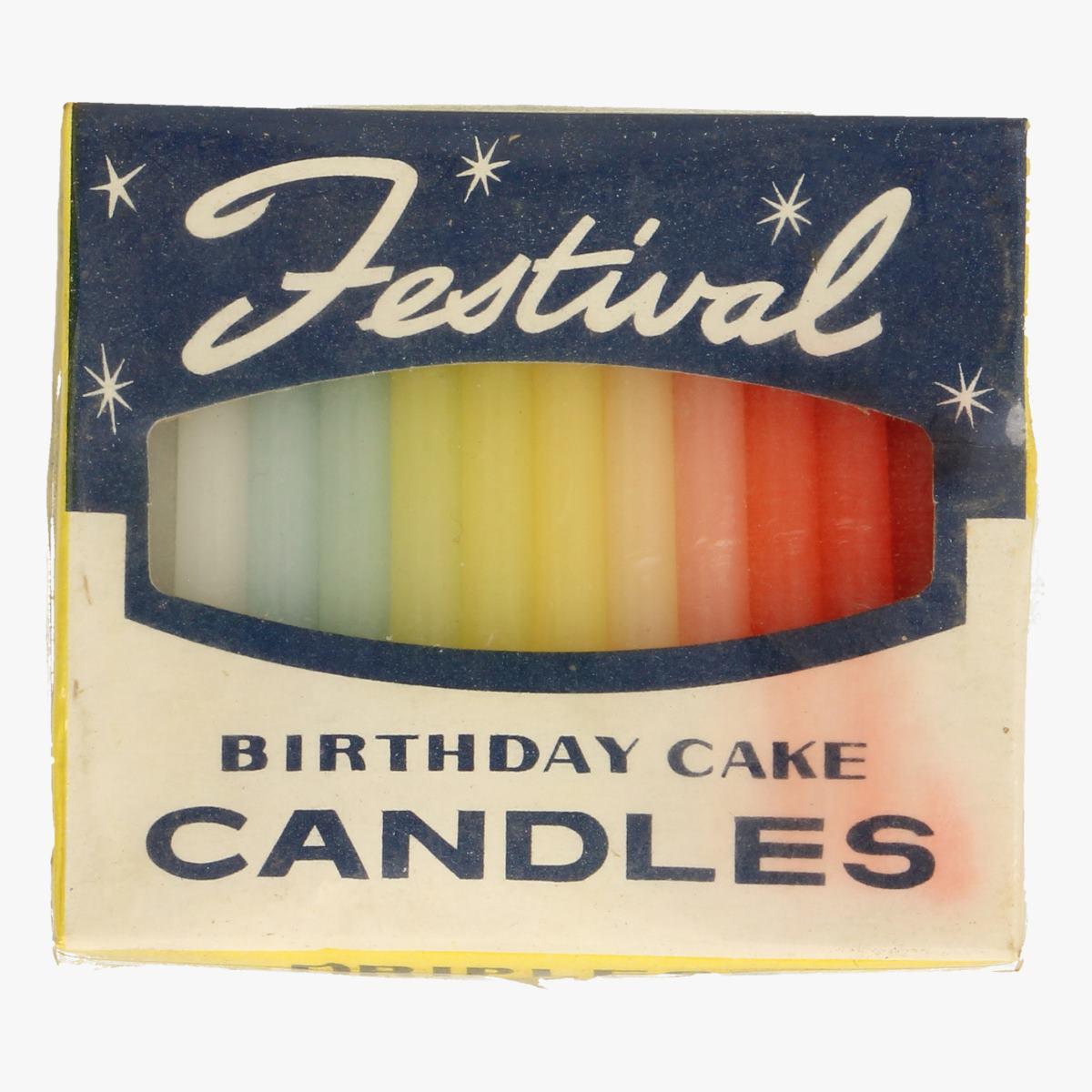 Afbeeldingen van festival birthday cake candles dripliss smokeless 25 st