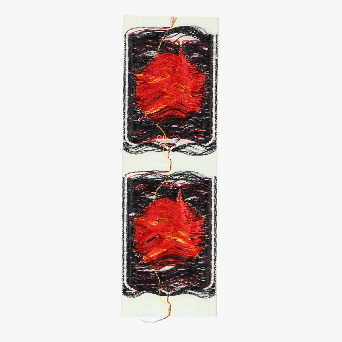 Afbeeldingen van expo 58 opsteek patches 2 stuks ( 1 stuk= 5cm op  8 cm)