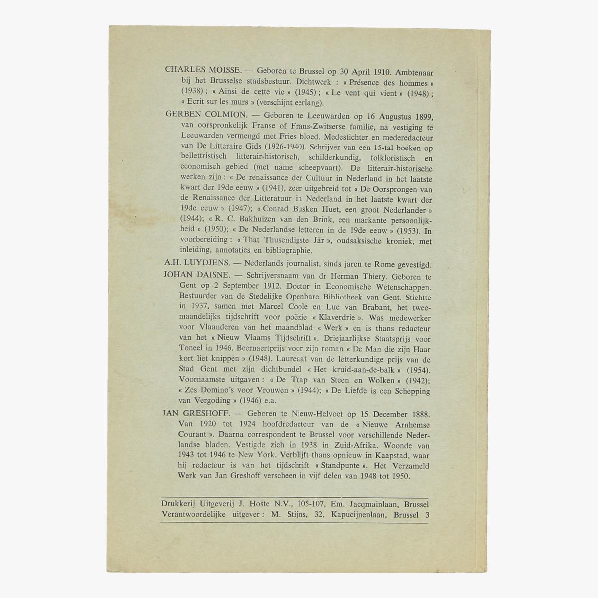 Afbeeldingen van De Vlaamse gids nr 9 1955