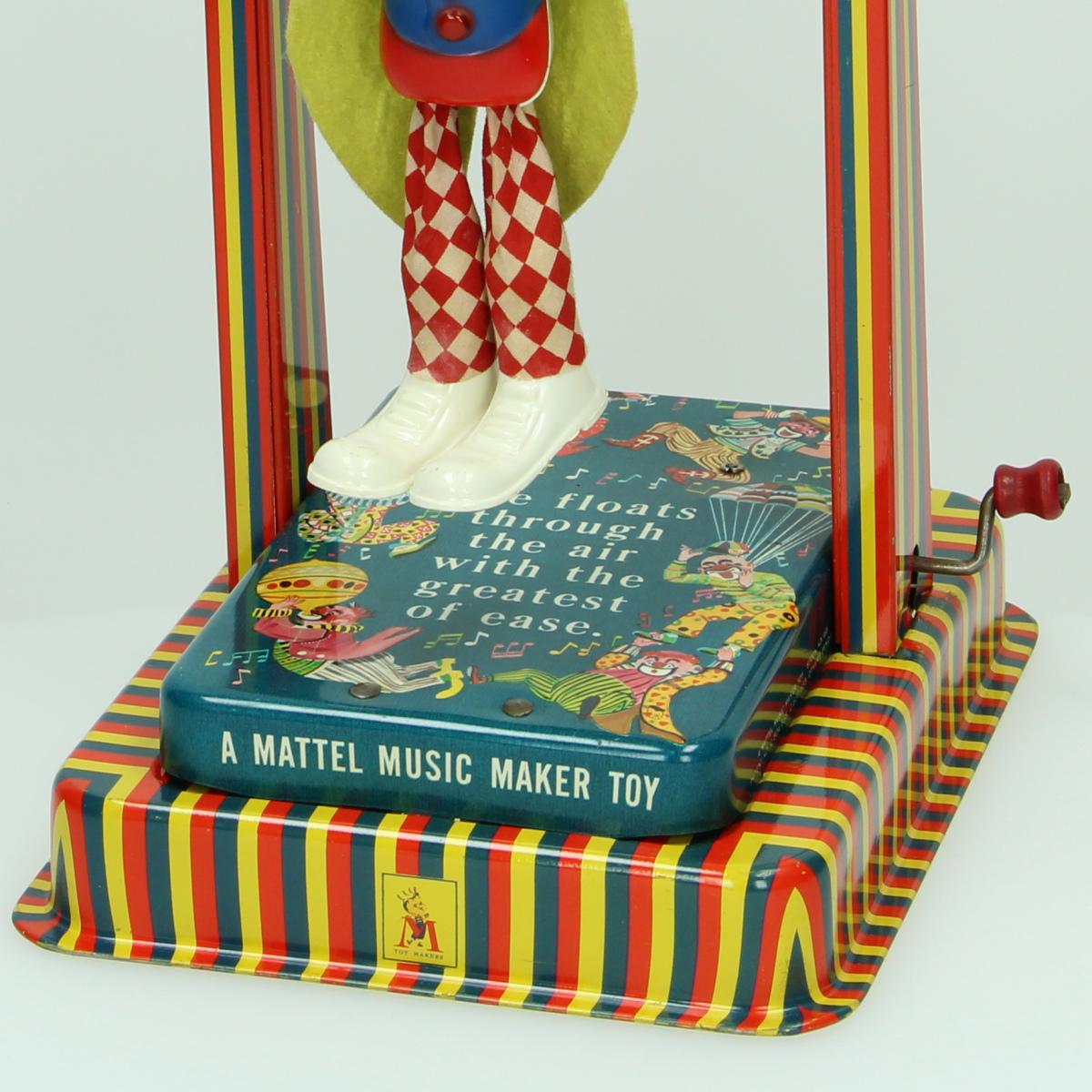 Afbeeldingen van Musical man on the Flying Trapeze. Mattel
