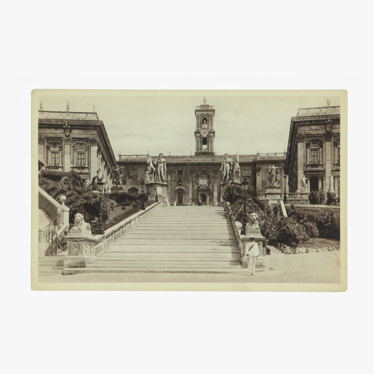 Afbeeldingen van Roma - Capitol 1936 Postkaart. Fotogravure Cesare Capello-Milano