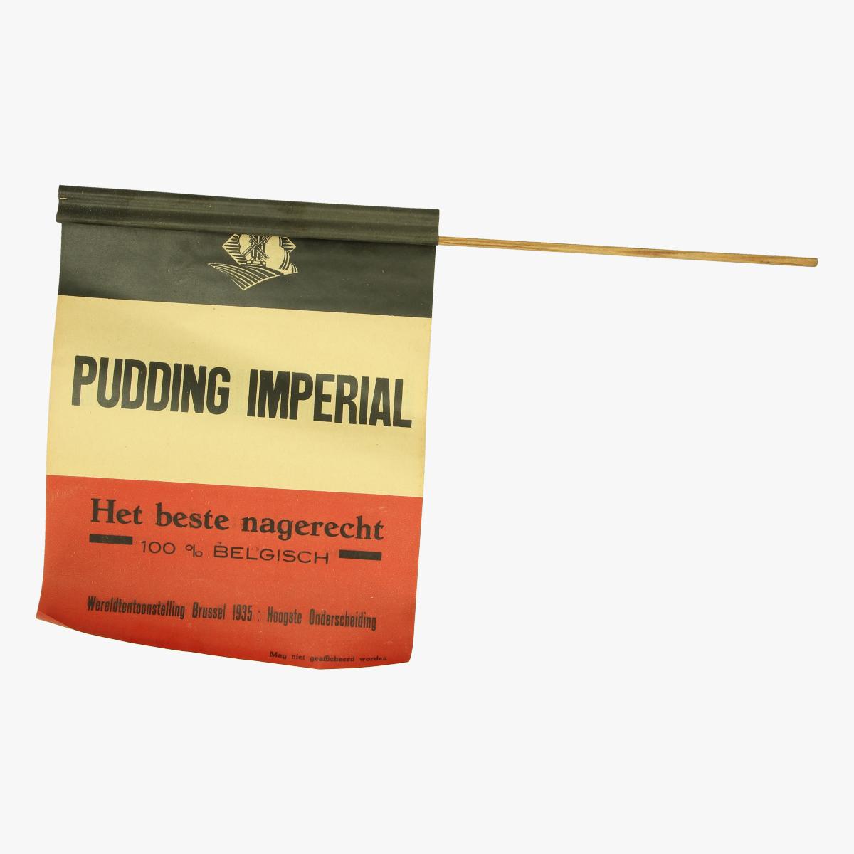 Afbeeldingen van wereldtetoonstelling 1935 bxl vlag pudding imperial
