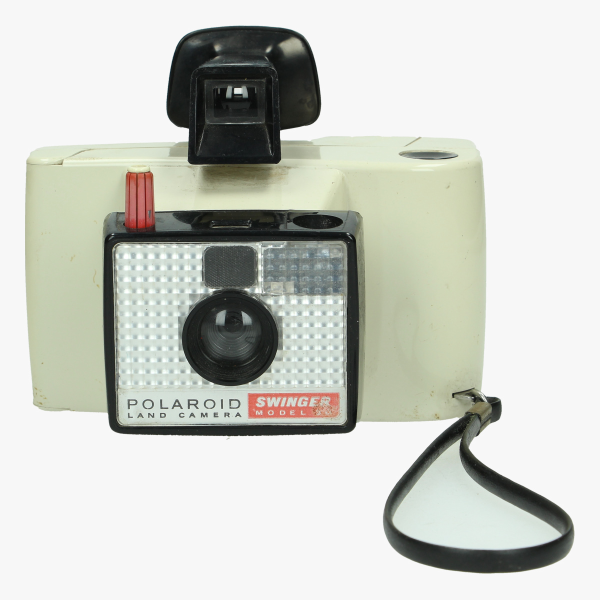 Afbeeldingen van fotocamera polaroid land camera swinger model