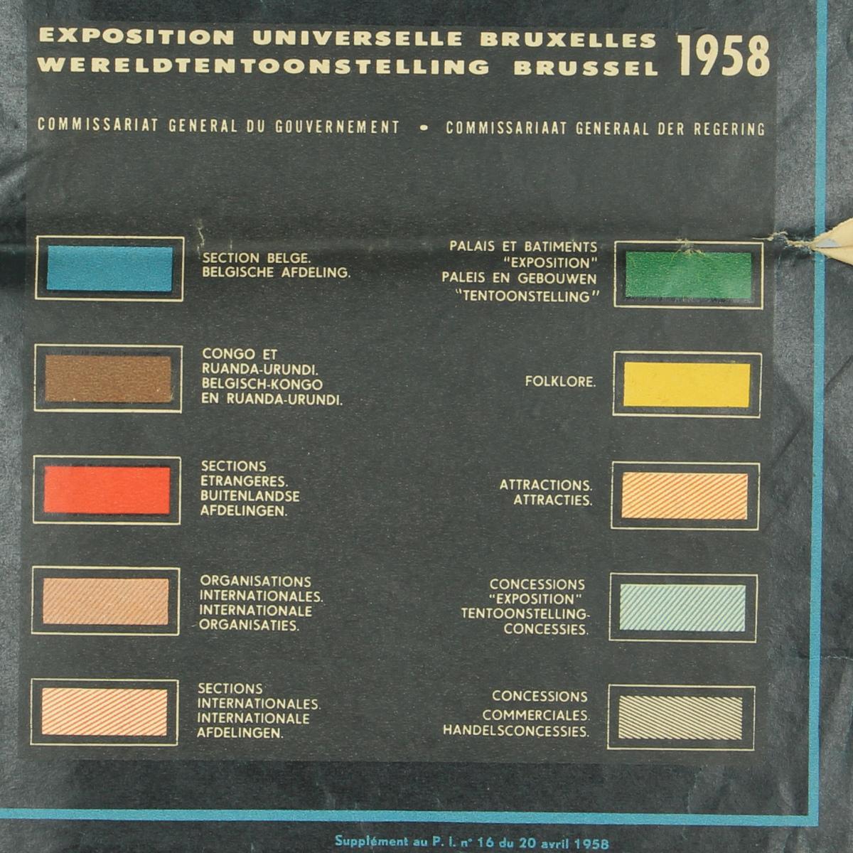 Afbeeldingen van Wereldtentoonstelling 1958
