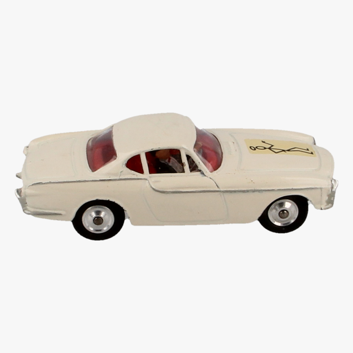 "Afbeeldingen van Corgi Toys. The "" Saint's"" Car, Volvo P.1800. 258."