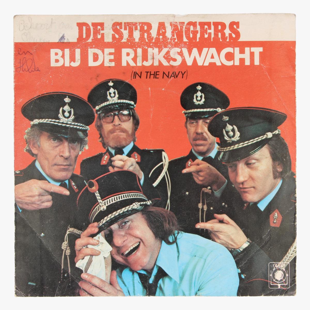 Afbeeldingen van Singel De Strangers bij de Rijkswacht ( in the navy)