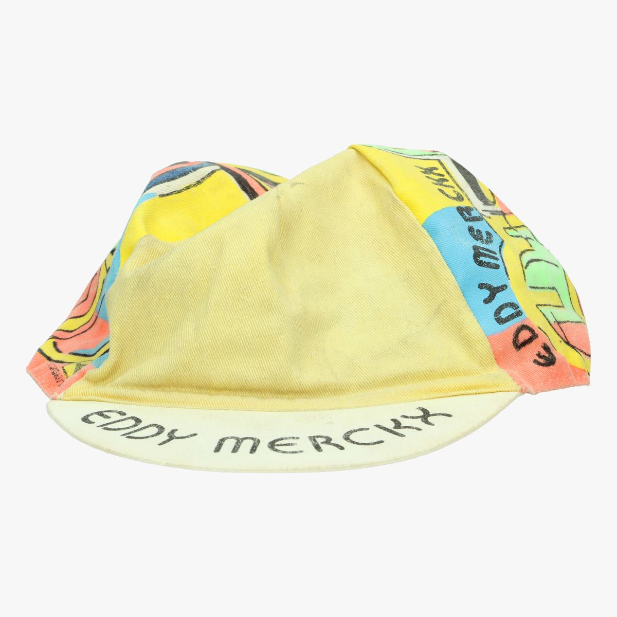 Afbeeldingen van wielrennen oude petje Eddy Merckx
