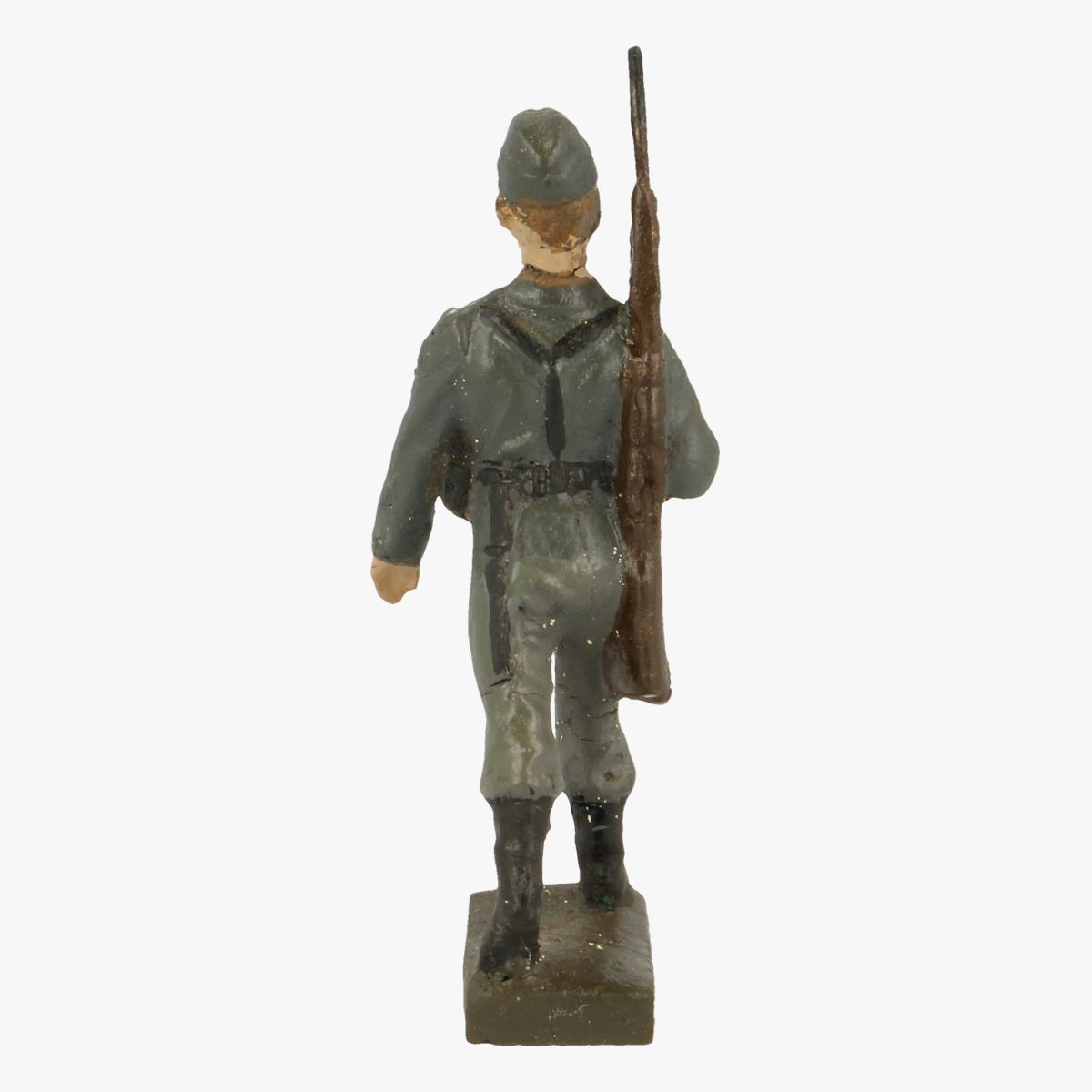 Afbeeldingen van elastolin soldaatje lineol Germany