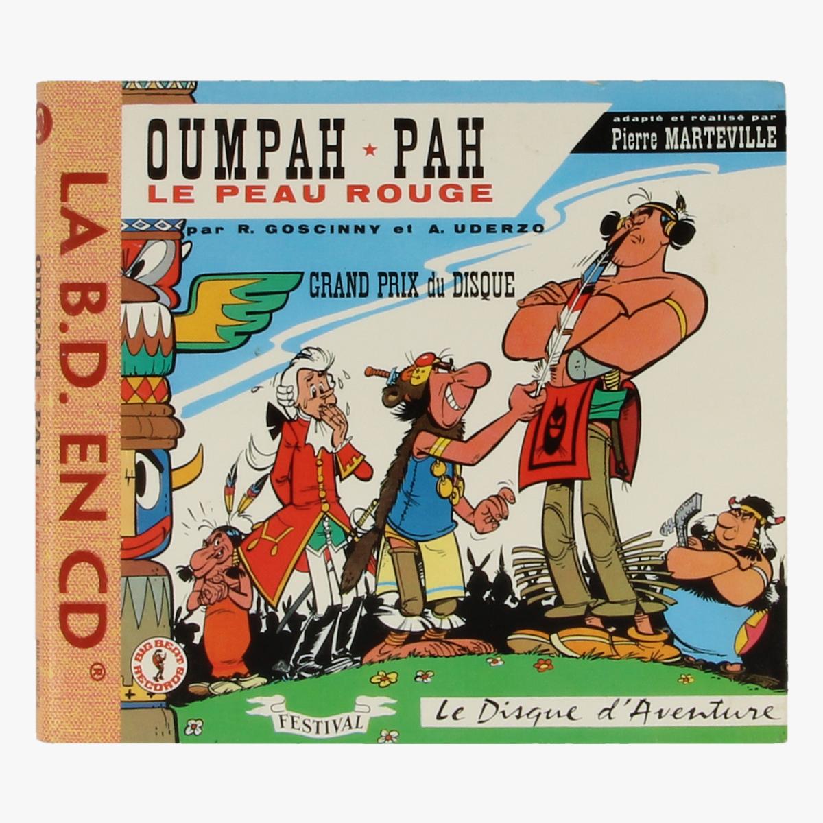 Afbeeldingen van Tekenfilms Oumpah Pah Le Peau Rouge