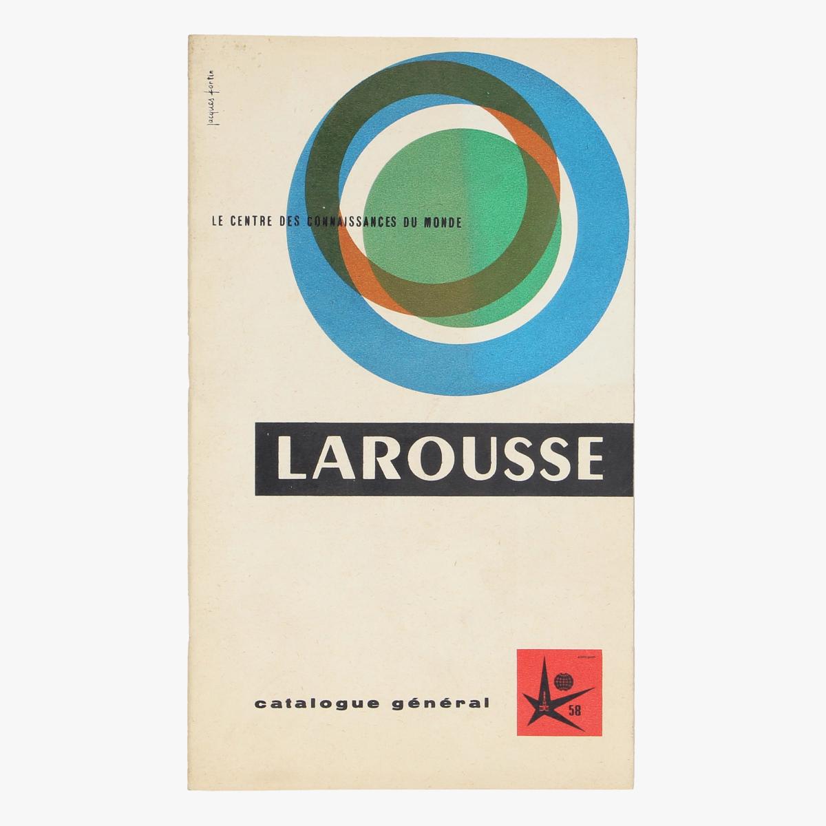 Afbeeldingen van expo 58 le centre des conneissances du monde larousse catalogue général
