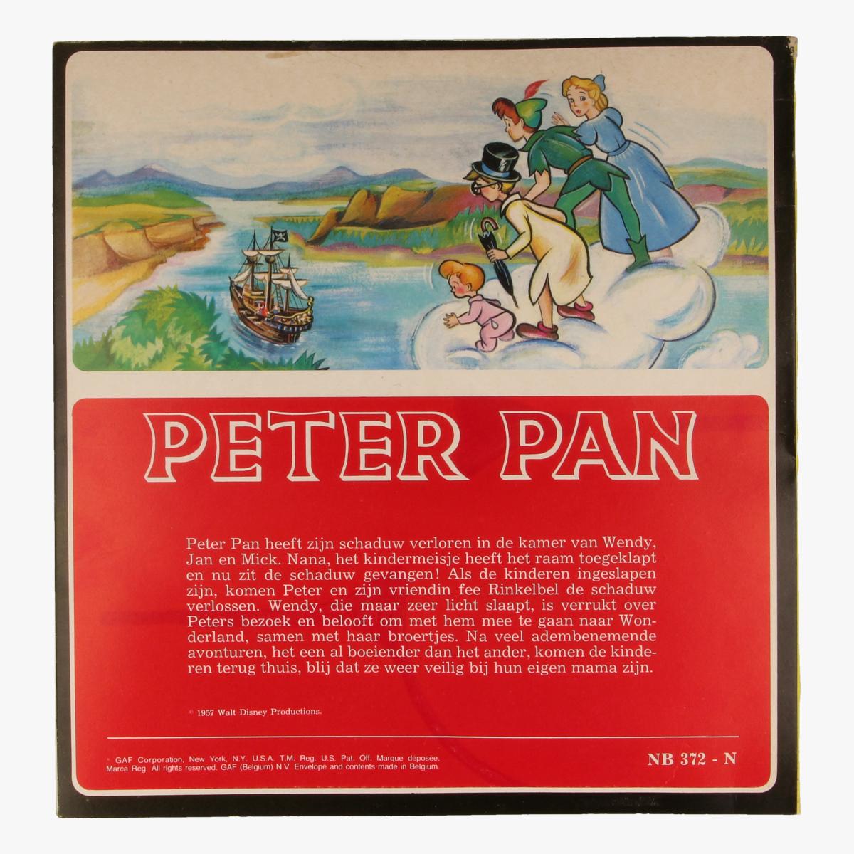 Afbeeldingen van View-master Peter pan B3721,B3722,B3723