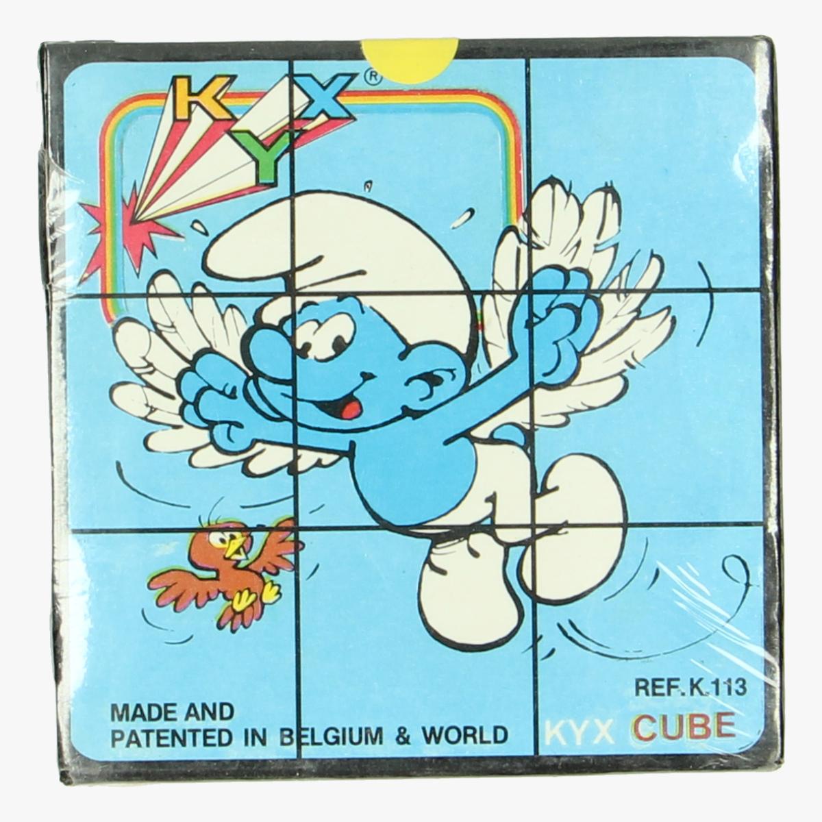 Afbeeldingen van Smurfen puzzel kubus