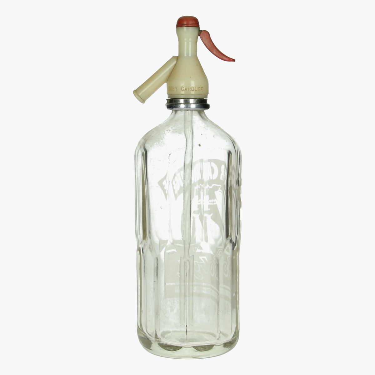 Afbeeldingen van oude soda fles pfister carouge Boby