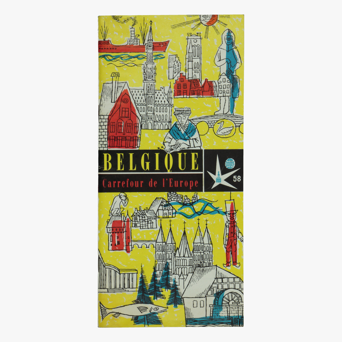 Afbeeldingen van expo 58 belgique carrefour de l' europe