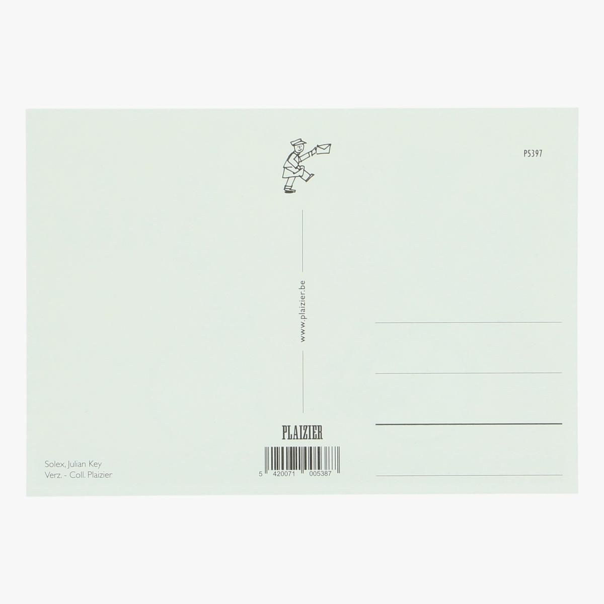 Afbeeldingen van postkaart solex , Julian key repro