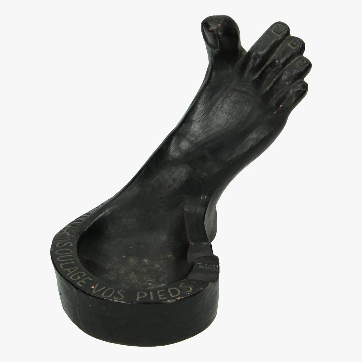 Afbeeldingen van Francilux soulage vos pieds. Asbak