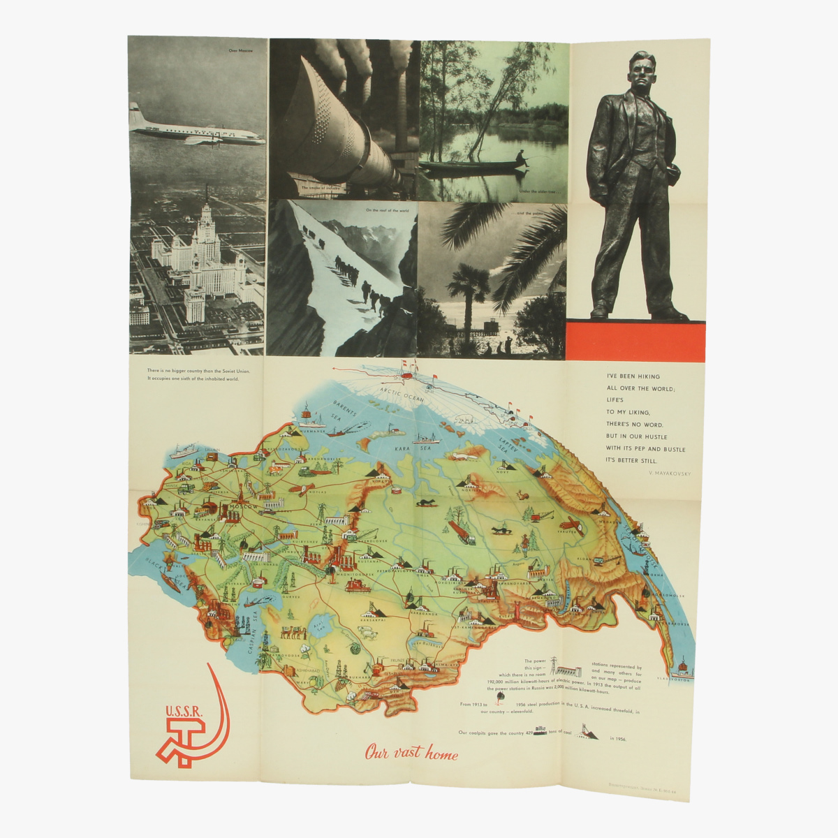 Afbeeldingen van expo 58 u.s.s.r section brussels universal and international exhibition 1958