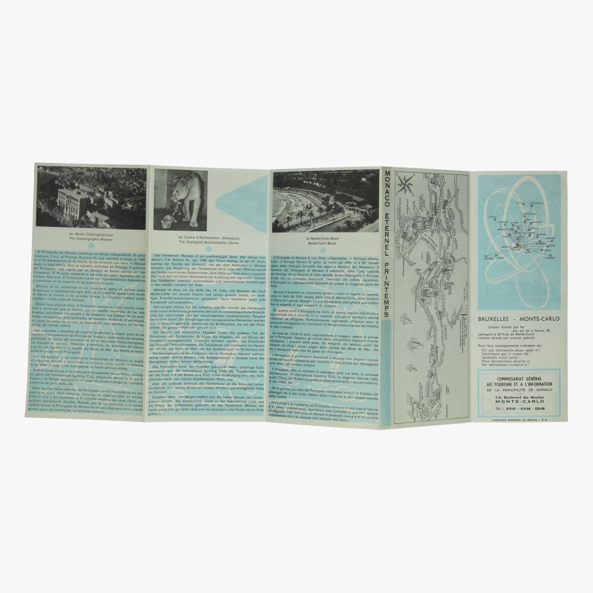 Afbeeldingen van expo 58 pavillon monaco éternel printemps 1958