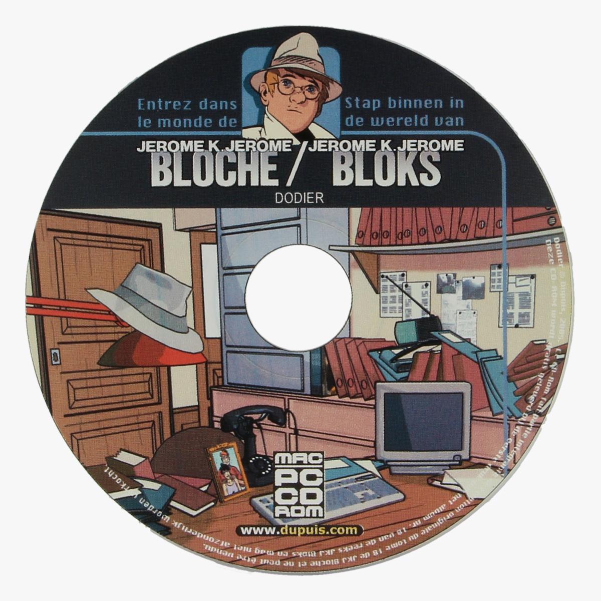 Afbeeldingen van Jerome K. Jerome Bloks Dodier PC CD-rom
