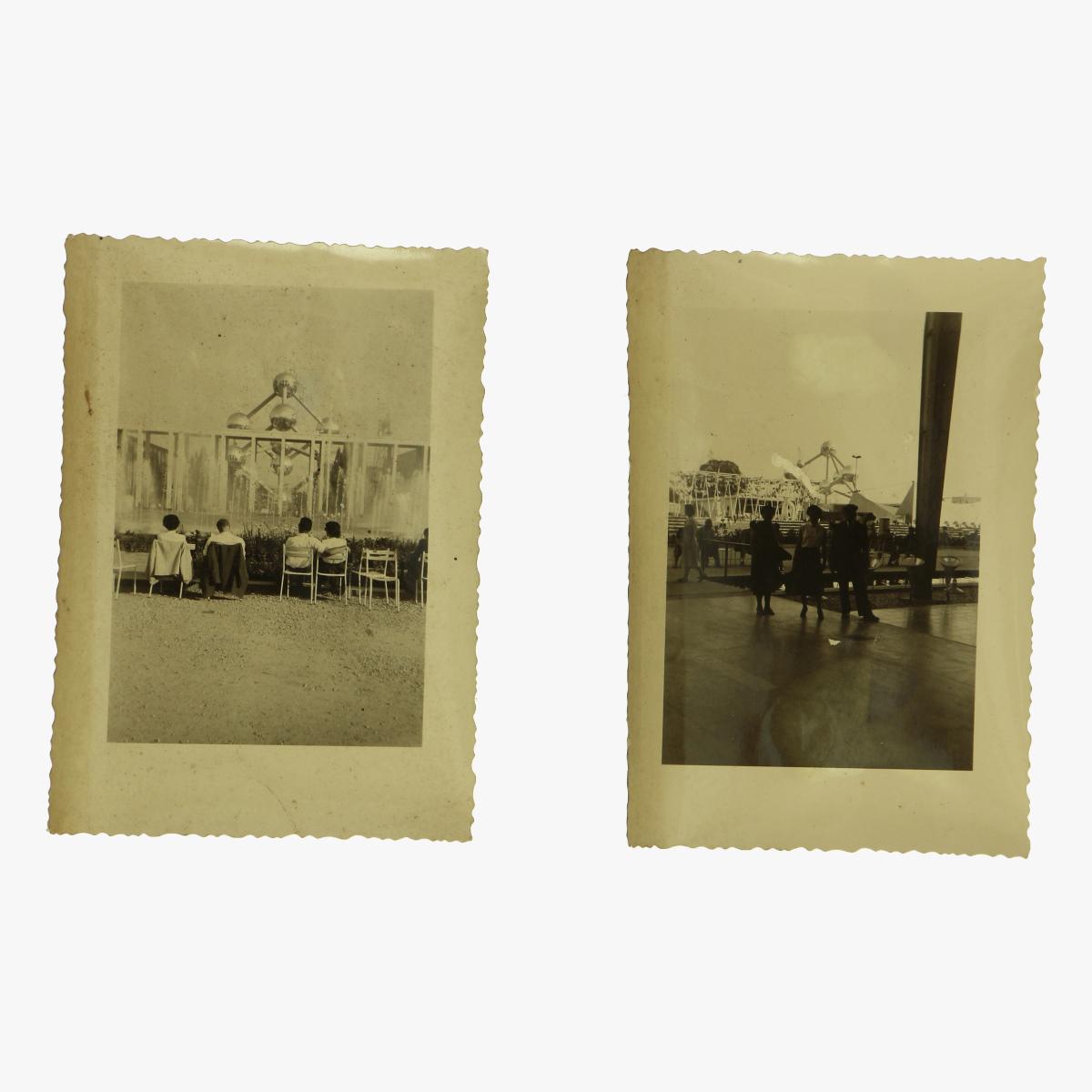Afbeeldingen van 2 foto expo 58