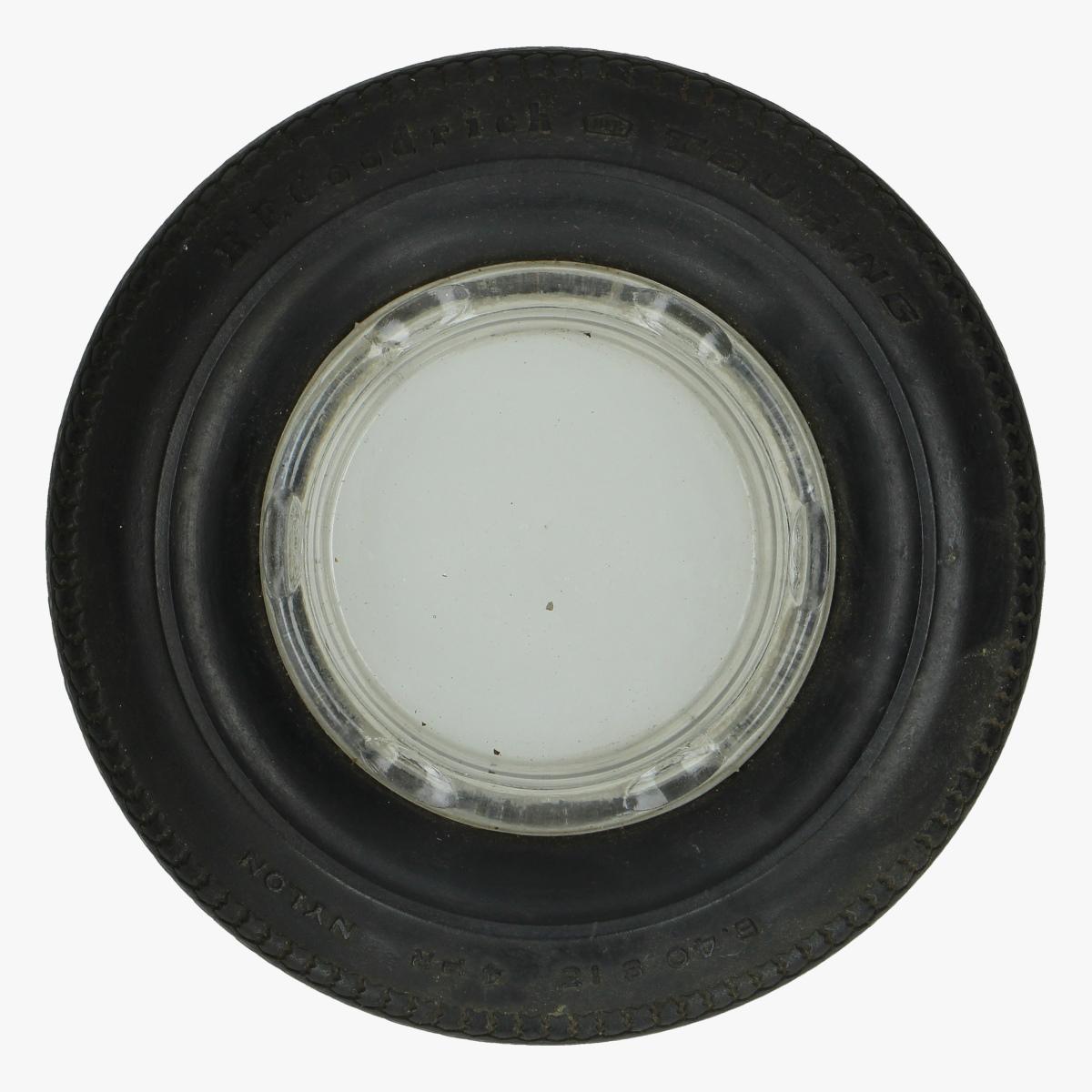 Afbeeldingen van asbak B.F. Goodrich touring tires