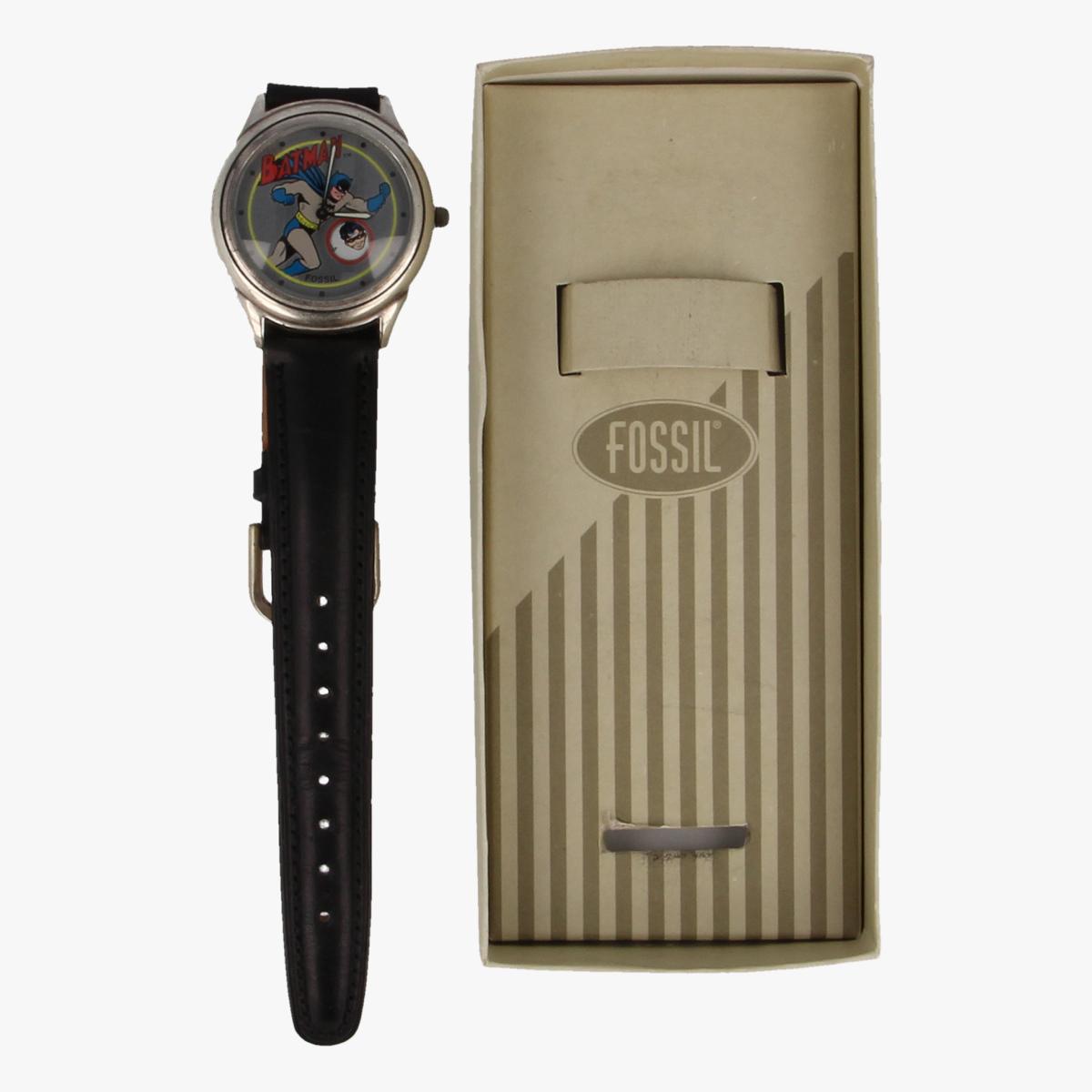 Afbeeldingen van Horloge Batman, Fossil
