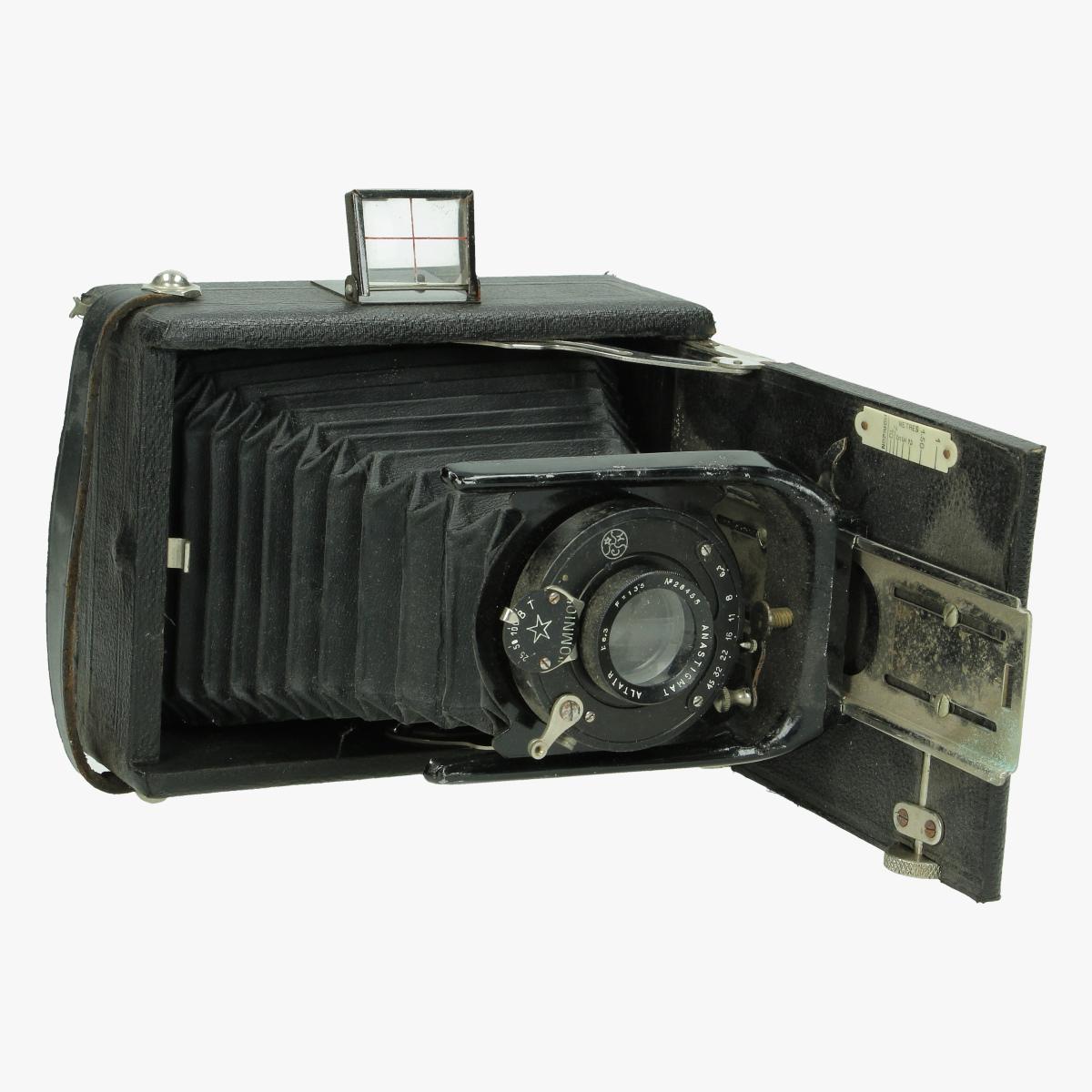 Afbeeldingen van fotocamera OMNIO ANASTIGMAT ALTAÏR