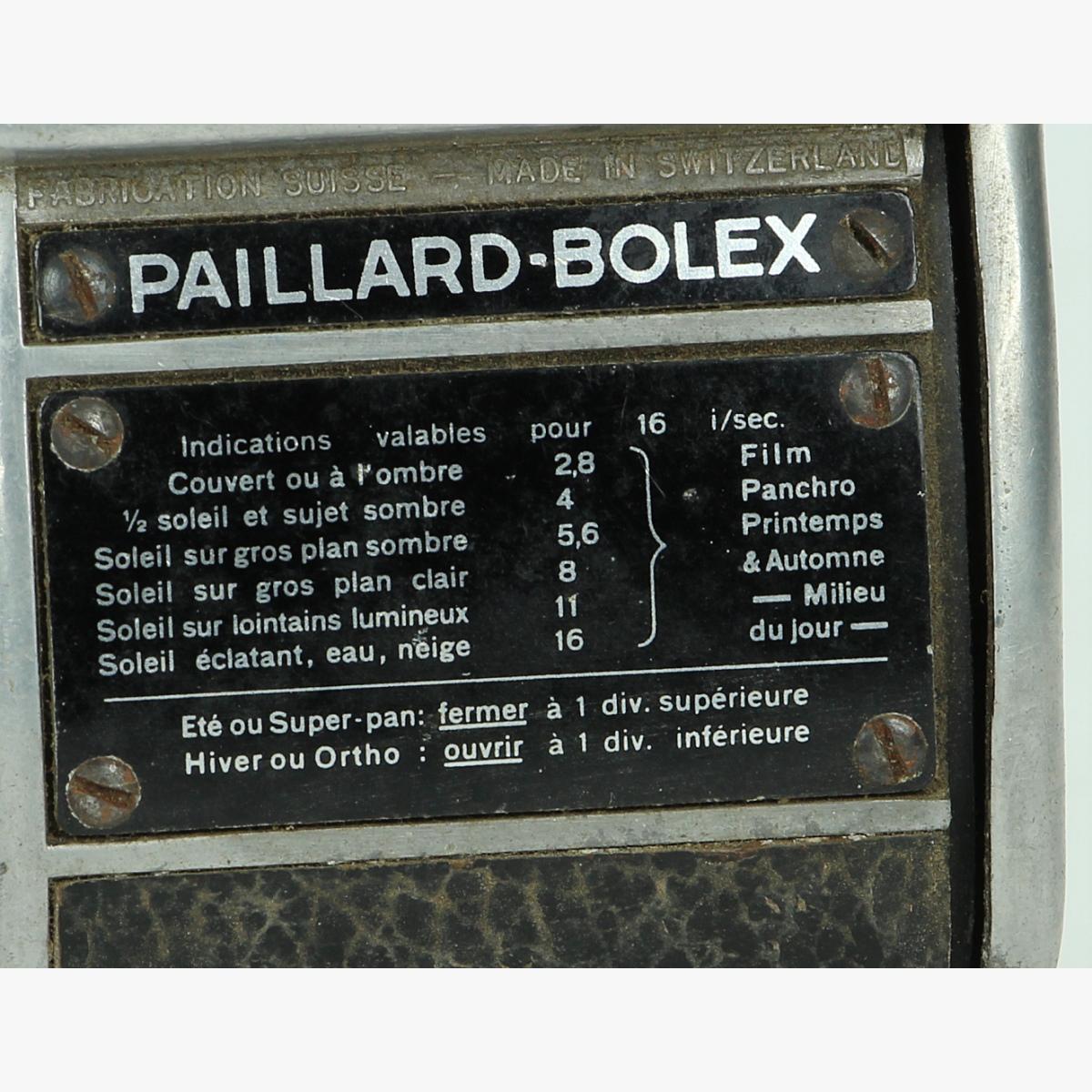 Afbeeldingen van videocamera pallard bolex