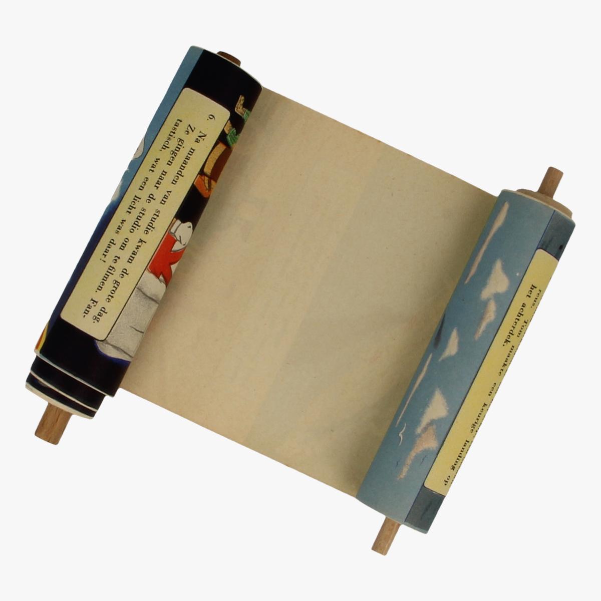Afbeeldingen van Tekenfilmstrook op papier. Bij vergissing naar Filmland