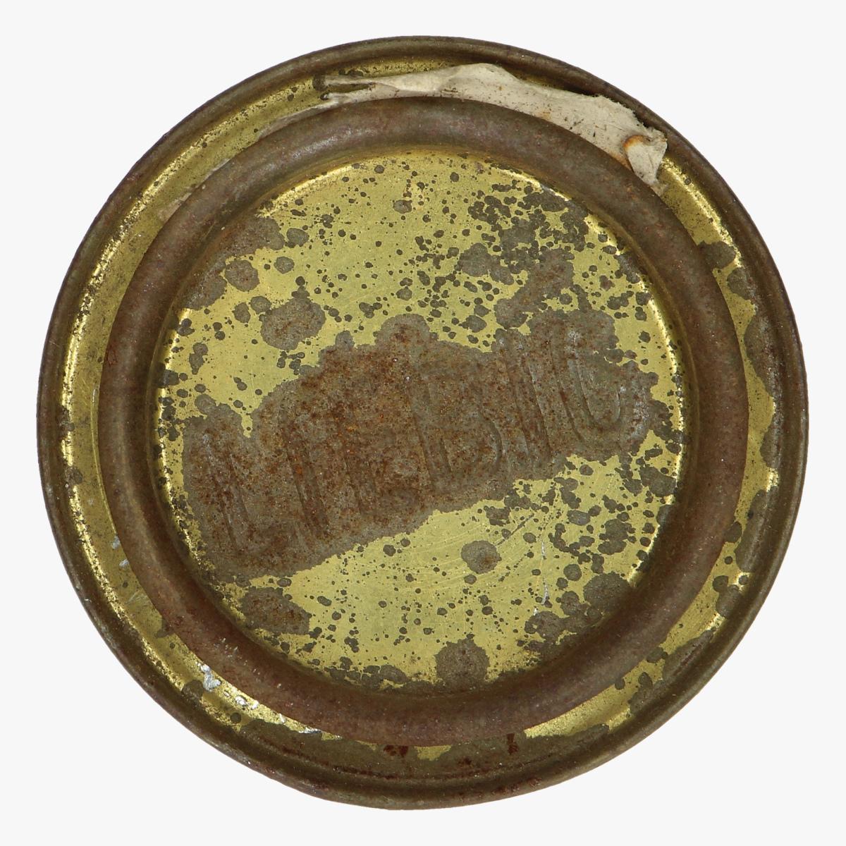 Afbeeldingen van oude verpakking oxo cubes de bouillon produit liebig