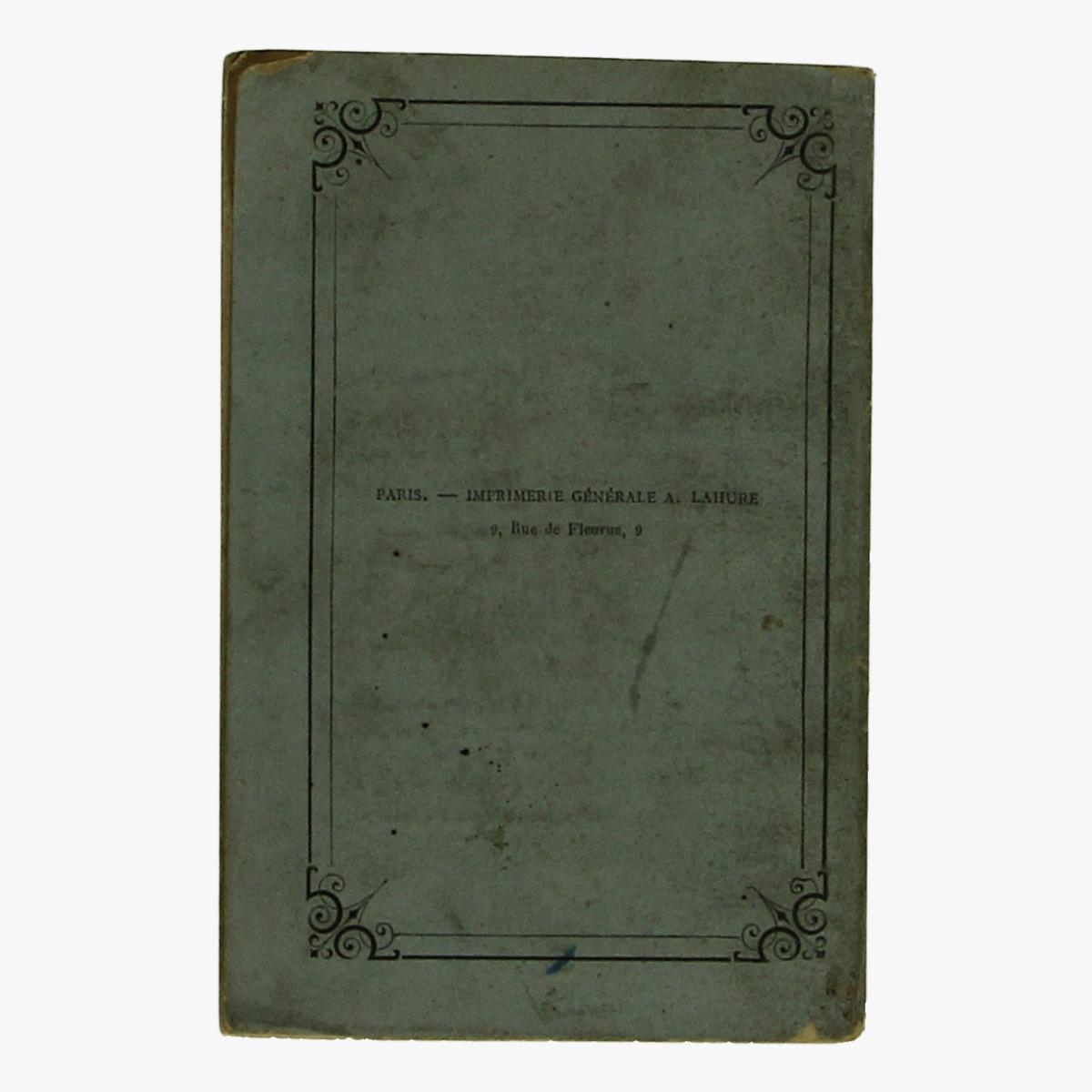 Afbeeldingen van boekje 1881 Le credit viager