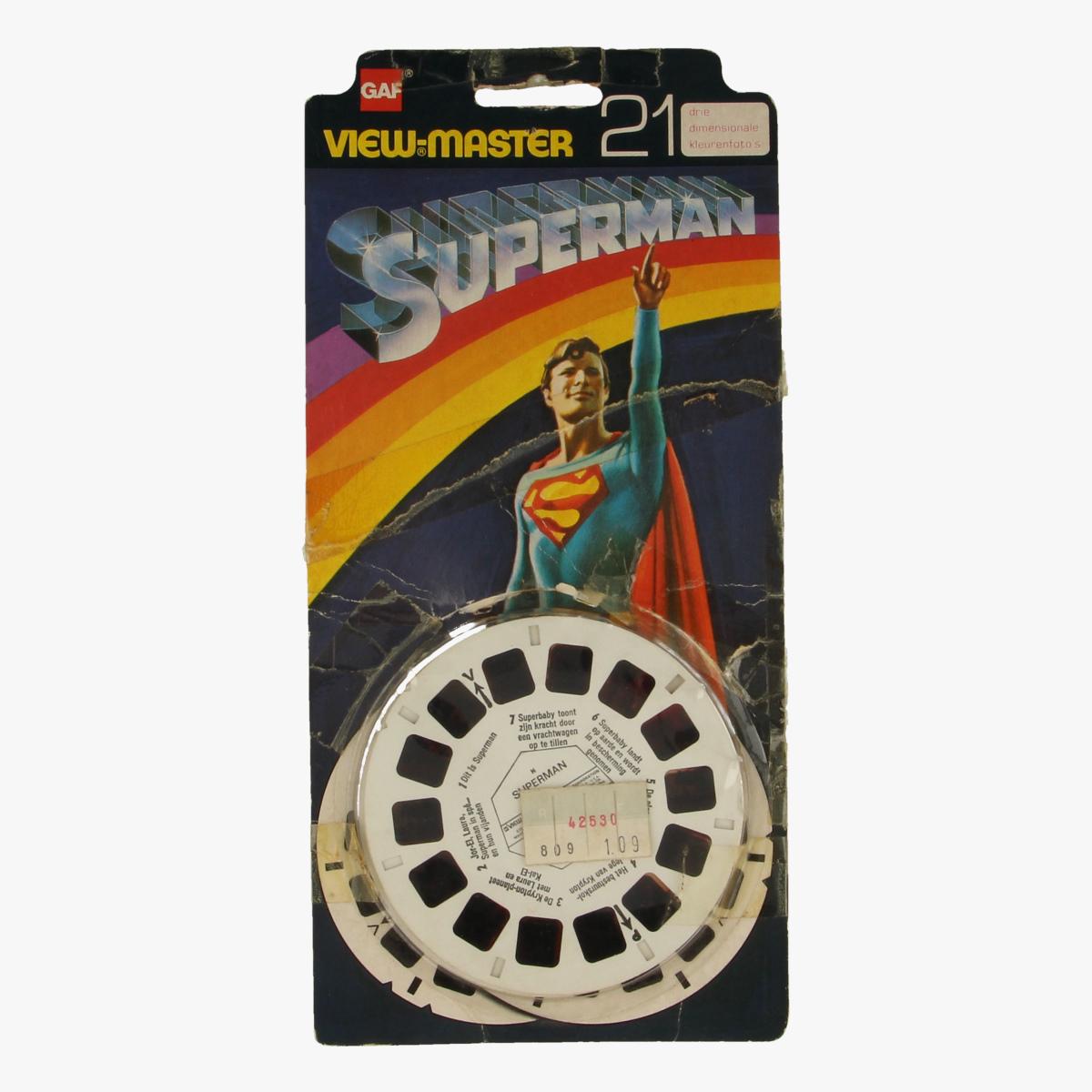 Afbeeldingen van View-master Superman