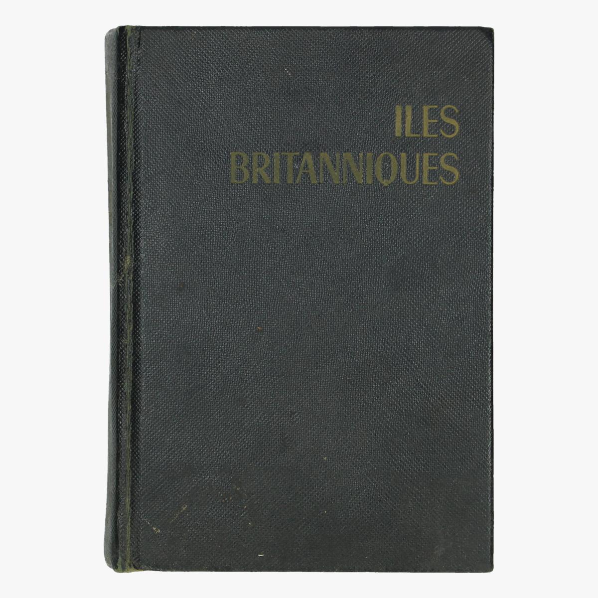 Afbeeldingen van boek iles Britanniques