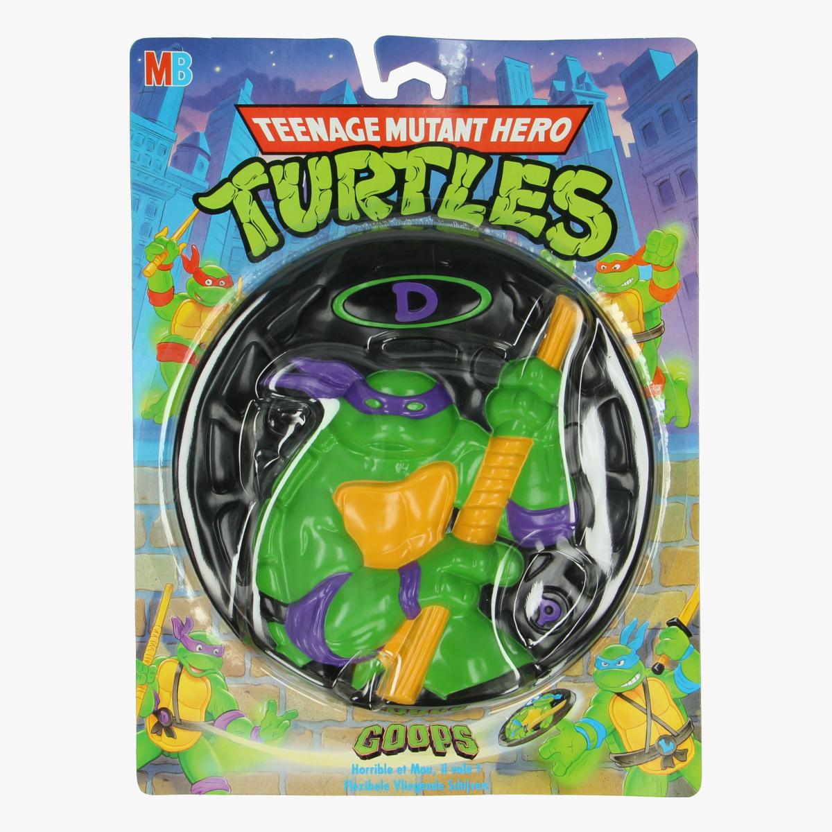 Afbeeldingen van Teenage mutant hero Turtles fisbee Donatello