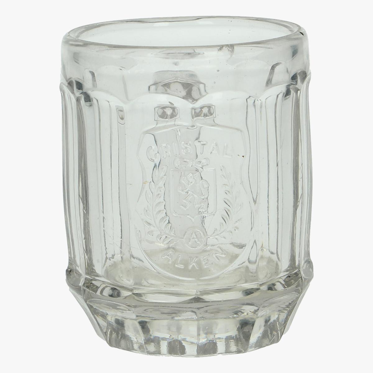 Afbeeldingen van glazen pul cristal alken