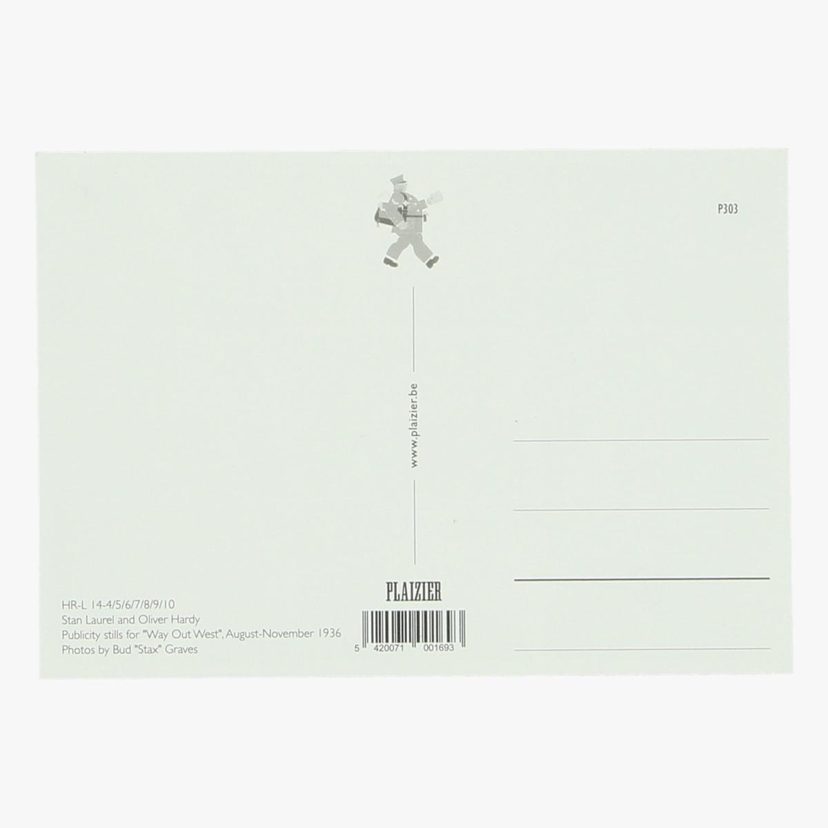 Afbeeldingen van postkaart dikke en de dunne