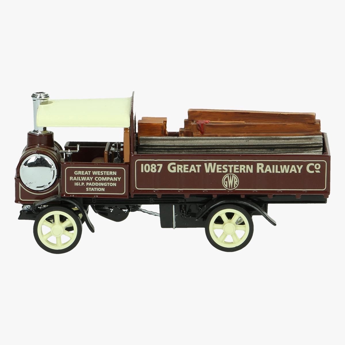 Afbeeldingen van matchbox yorkshire steam wagon 1997