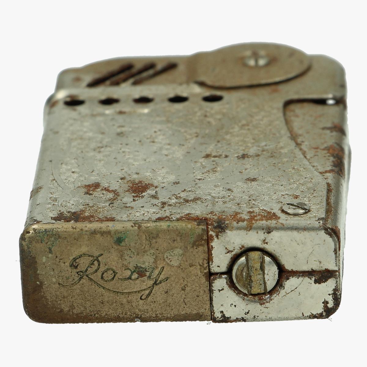 Afbeeldingen van oude aansteker roxy